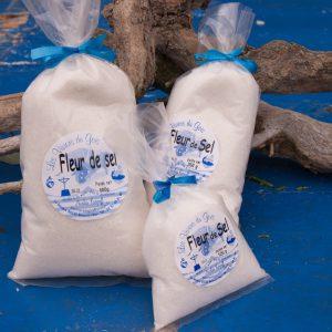 Fleur de sel nature – 125g à 1kg