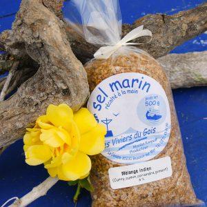 Gros sel aromatisé – 250g